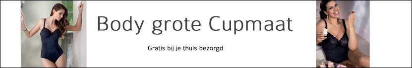 Body grote cupmaat