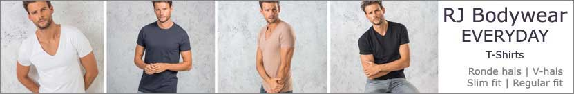 RJ Bodywear Everyday t-shirts
